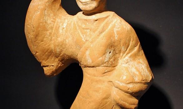 Danzatrice Cinese dinastia Han