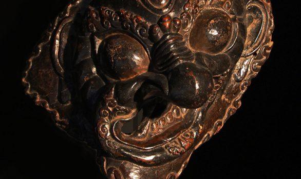 Maschera Himalayana