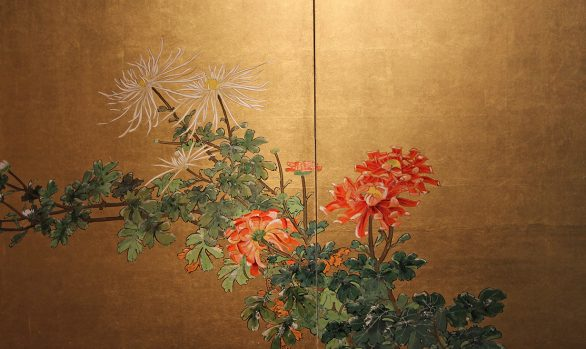 Paraventi Giapponesi -Japanese  Screens