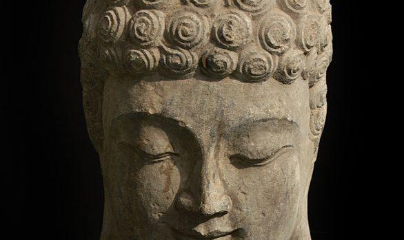 Scultura Cinese - Buddha Statue