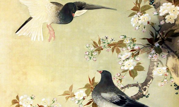 Dipinti Giapponesi  - Japanese paintings
