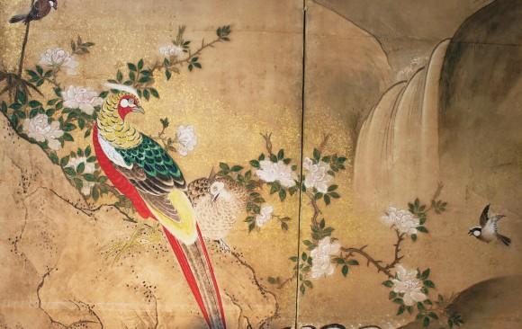 Paraventi Giapponesi  -  Japanese  Screens . W 5467