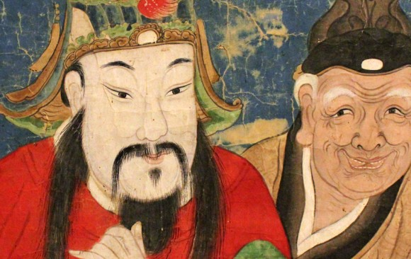 Dipinto Cinese