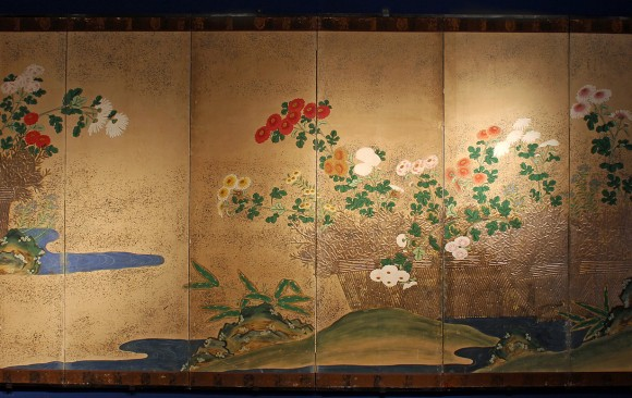 Paravento Giapponese  Japanese Folding Screens . W 5433