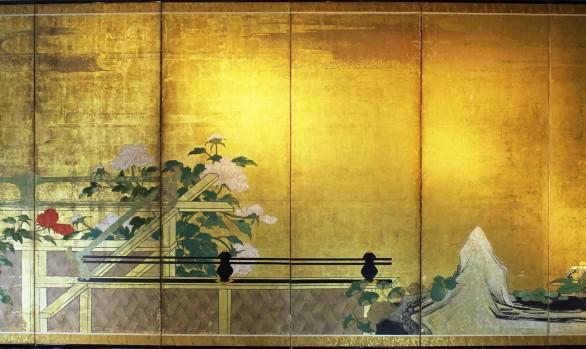 Paraventi Giapponesi - Japanese  Screens . W 5455