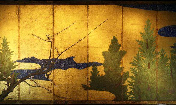 Paraventi Giapponesi  Japanese  Screens . W 5457