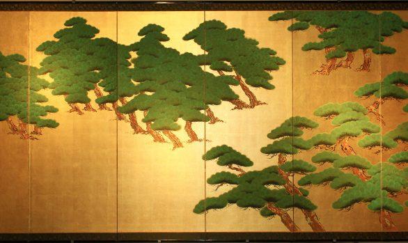 Paraventi Giapponesi - Japanese  Screens . W 5459