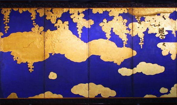 Paraventi Giapponesi - Japanese  Screens . W 5471