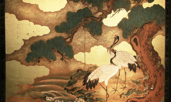 Paraventi Giapponesi - Japanese Screens . W 5504