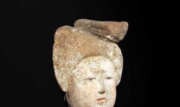 Scultura in Terracotta- Tang Fat Lady